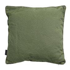 Zierkissen 45x45cm - Panama grün
