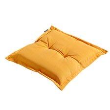 Hockerauflage 50x50cm - Panama golden glow