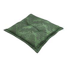 Hockerauflage 50x50cm - Ruiz grün
