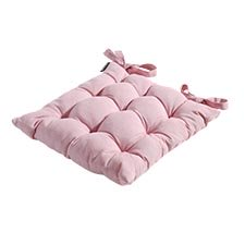 Sitzkissen Toscane - Panama soft rosa