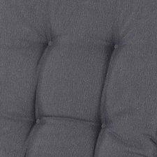 Tischdecke 140x190cm - Panama grau