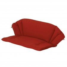 Royal Garden Elegance Bankauflage - Havana Rot